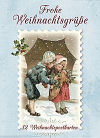 Weihnachtskarten Verlag.Weihnachtskarten Passende Angebote Jetzt Bei Weltbild De