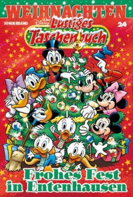 Frohes Fest in Entenhausen, Walt Disney