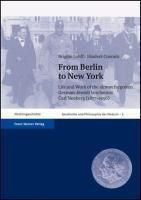 From Berlin to New York, Brigitte Lohff, Hinderk Conrads