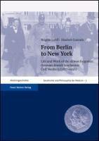 From Berlin to New York, Brigitte Lohff, Hinderk Conrads