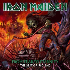 From Fear To Eternity, Iron Maiden