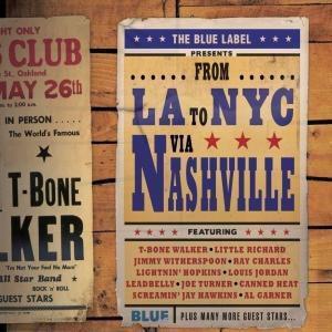 From L.A. to N.Y.C. via Nashville, Diverse Interpreten