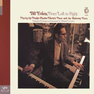 From Left To Right, Bill Evans
