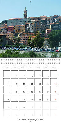 From Nice to San Remo (Wall Calendar 2019 300 × 300 mm Square) - Produktdetailbild 7