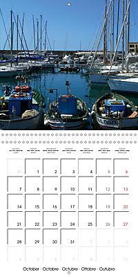 From Nice to San Remo (Wall Calendar 2019 300 × 300 mm Square) - Produktdetailbild 10