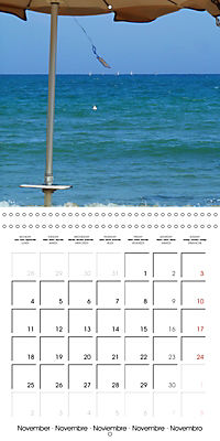 From Nice to San Remo (Wall Calendar 2019 300 × 300 mm Square) - Produktdetailbild 11
