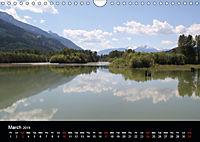 From Pacific to the Mountains 2019 (Wall Calendar 2019 DIN A4 Landscape) - Produktdetailbild 3