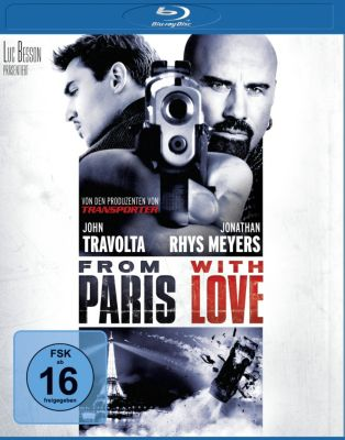 From Paris with Love, Luc Besson, Adi Hasak