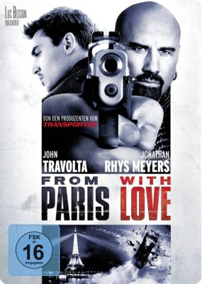 From Paris with Love, Luc Besson