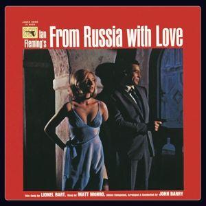 From Russia With Love, Diverse Interpreten