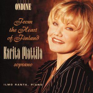 From The Heart Of Finland-Finnish Songs, Karita Mattila, Ilmo Ranta
