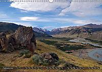 From the Rainforest to Tierra del Fuego (Wall Calendar 2019 DIN A3 Landscape) - Produktdetailbild 2