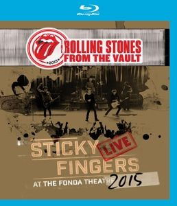 From The Vault: Sticky Fingers Live 2015 (Blu-Ray), The Rolling Stones