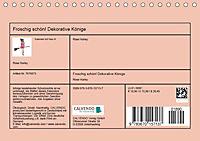 Froschig schön! Dekorative Könige der Tümpel und Teiche (Tischkalender 2019 DIN A5 quer) - Produktdetailbild 13