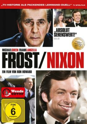 Frost/Nixon, Peter Morgan