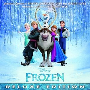 Frozen (Deluxe Edition, English Version), Various