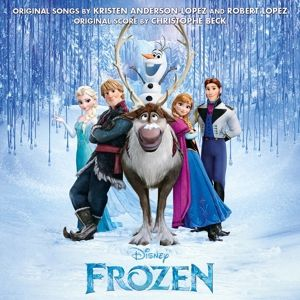 Frozen (Die Eiskönigin) - Englische Version  OST, Diverse Interpreten