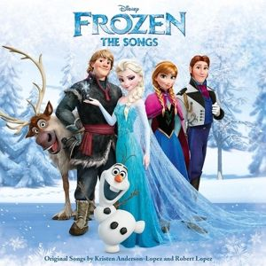 Frozen: The Songs, Diverse Interpreten