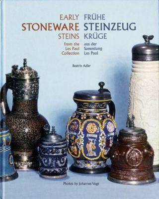 Frühe Steinzeug Krüge aus der Sammlung Les Paul, Beatrix Adler