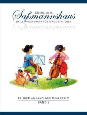 Früher Anfang auf dem Cello, Egon Saßmannshaus, Michael Corßen