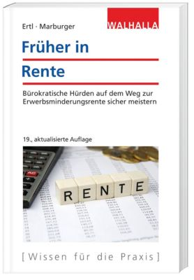 Früher in Rente, Nikolaus Ertl, Horst Marburger