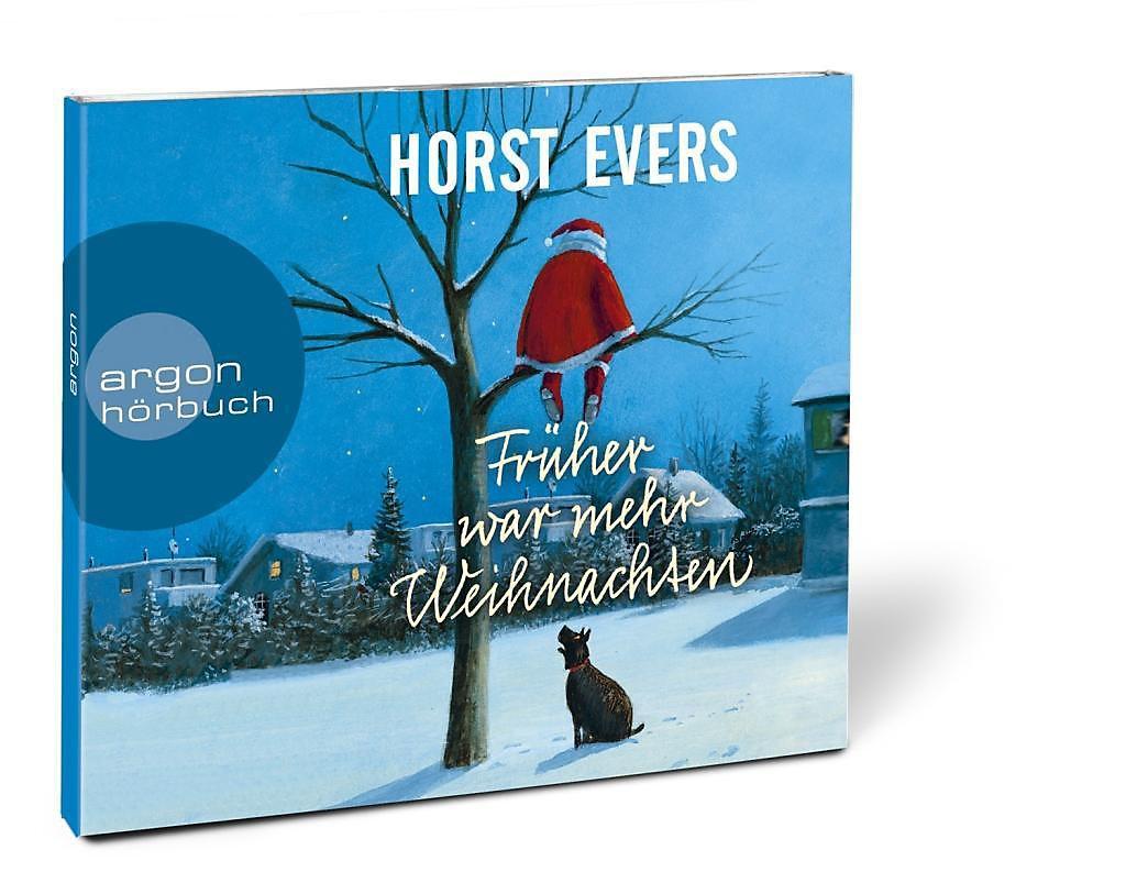 Hörbuch Weihnachten.Früher War Mehr Weihnachten 1 Audio Cd Hörbuch Günstig Bestellen