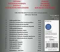 (Frühere) Nationalhymnen (Ehem.) Sozialist.Länder - Produktdetailbild 1