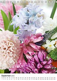 Frühlingsblumen Hyazinthen (Tischkalender 2019 DIN A5 hoch) - Produktdetailbild 9