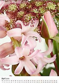 Frühlingsblumen Hyazinthen (Wandkalender 2019 DIN A2 hoch) - Produktdetailbild 4