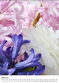 Frühlingsblumen Hyazinthen (Wandkalender 2019 DIN A2 hoch) - Produktdetailbild 7