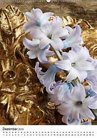 Frühlingsblumen Hyazinthen (Wandkalender 2019 DIN A2 hoch) - Produktdetailbild 12