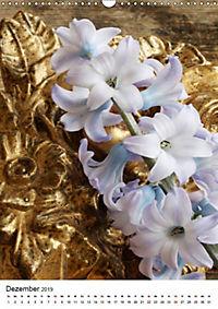 Frühlingsblumen Hyazinthen (Wandkalender 2019 DIN A3 hoch) - Produktdetailbild 12