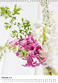 Frühlingsblumen Hyazinthen (Wandkalender 2019 DIN A3 hoch) - Produktdetailbild 2