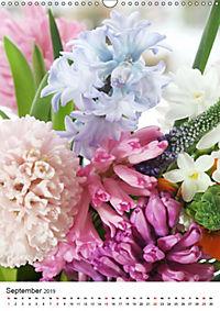 Frühlingsblumen Hyazinthen (Wandkalender 2019 DIN A3 hoch) - Produktdetailbild 9