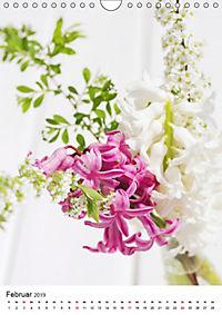 Frühlingsblumen Hyazinthen (Wandkalender 2019 DIN A4 hoch) - Produktdetailbild 2