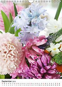 Frühlingsblumen Hyazinthen (Wandkalender 2019 DIN A4 hoch) - Produktdetailbild 9