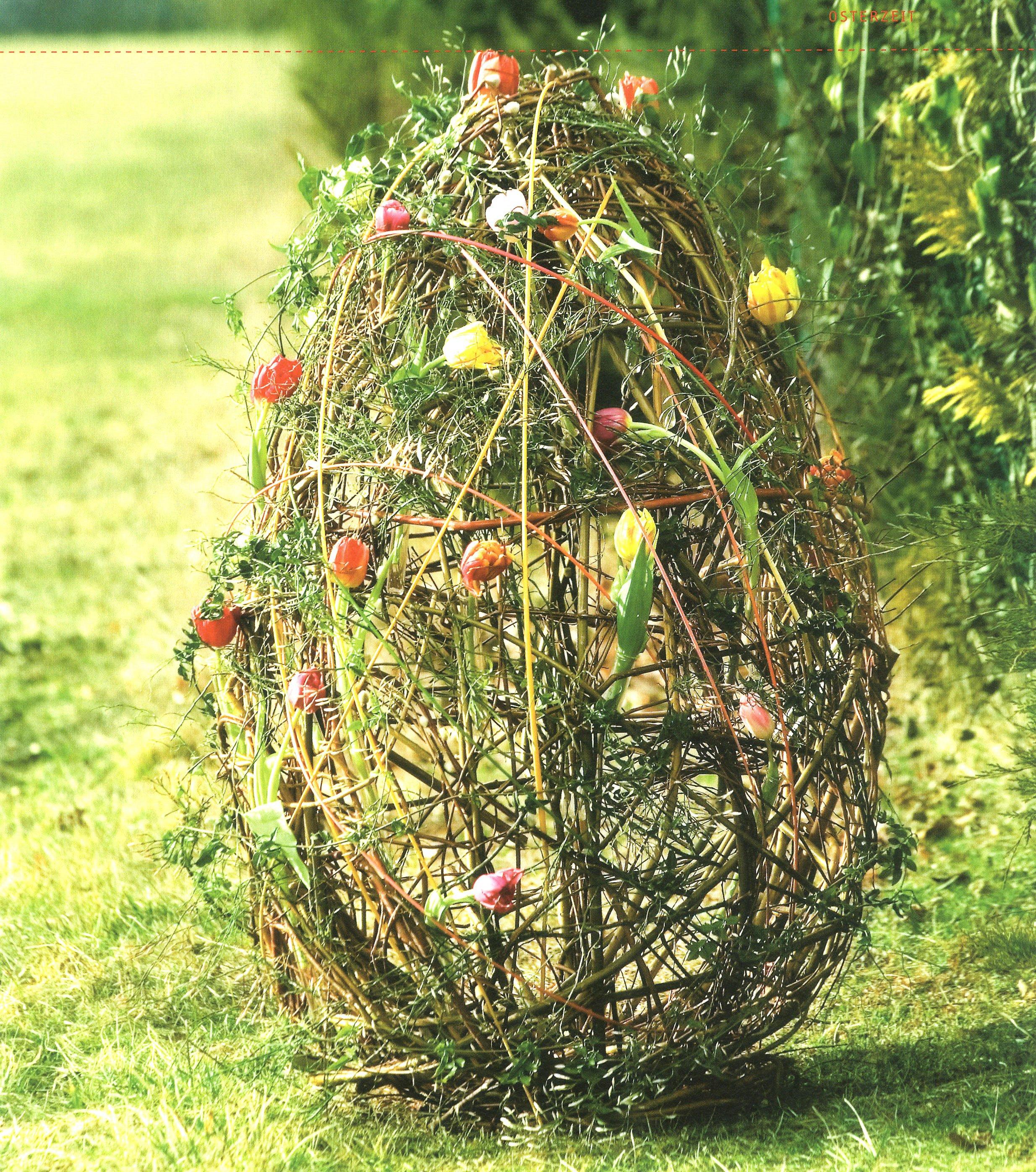 Frühlingsdeko Mit Naturmaterialien Weltbild Ausgabe Bestellen