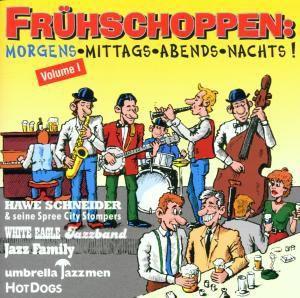 Frühschoppen, Hawe Schneider, Vier Berliner Bands, Hot Dogs