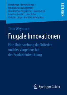Frugale Innovationen, Timo Weyrauch