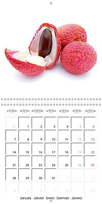 FruityMania (Wall Calendar 2019 300 × 300 mm Square) - Produktdetailbild 1