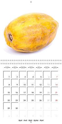 FruityMania (Wall Calendar 2019 300 × 300 mm Square) - Produktdetailbild 4
