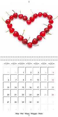 FruityMania (Wall Calendar 2019 300 × 300 mm Square) - Produktdetailbild 5