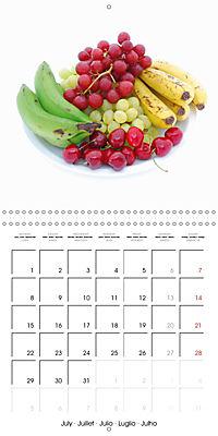 FruityMania (Wall Calendar 2019 300 × 300 mm Square) - Produktdetailbild 7