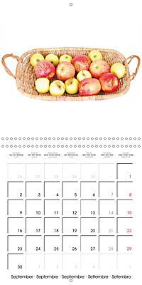 FruityMania (Wall Calendar 2019 300 × 300 mm Square) - Produktdetailbild 9