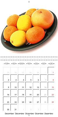 FruityMania (Wall Calendar 2019 300 × 300 mm Square) - Produktdetailbild 12