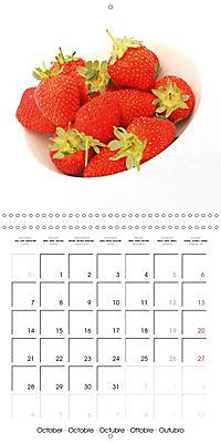 FruityMania (Wall Calendar 2019 300 × 300 mm Square) - Produktdetailbild 10