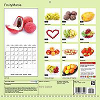 FruityMania (Wall Calendar 2019 300 × 300 mm Square) - Produktdetailbild 13