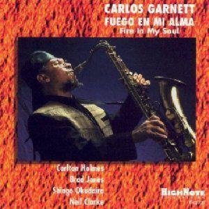 Fuego En Mi Alma, Carlos Garnett