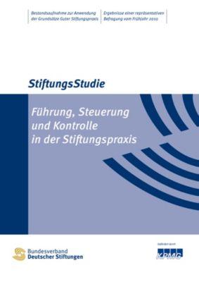 Führung, Steuerung und Kontrolle in der Stiftungspraxis, Hermann Falk, Andreas Kramer, Susanne Zeidler