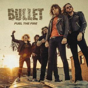 Fuel The Fire (7 Single) (Vinyl), Bullet